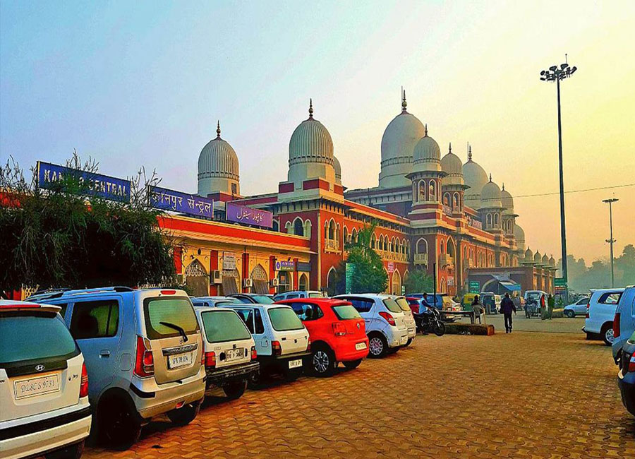 Kanpur Travels